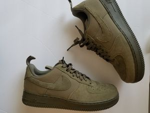 Nike air force one size 8 men no box for Sale in Santa Monica, CA