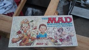 Vintage Mad Magazine board game for Sale in Morrison, CO