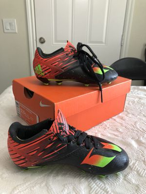 Adidas Youth Soccer Cleats Size 11 for Sale in Hesperia 61e580422d7