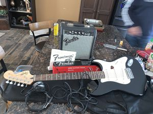 Electric guitar for Sale in Snohomish, WA