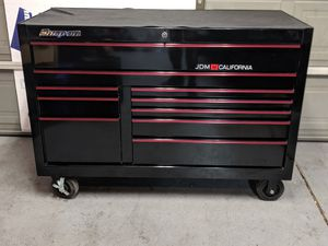 55in Snap-on Tool Box excellent condition for Sale in Las Vegas, NV