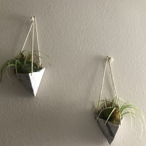 Marbled Hanging Artificial Succulent Decor for Sale in Las Vegas, NV