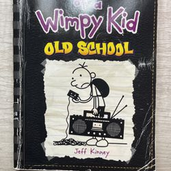 Diary of a Wimpy Kid: THE THIRD WHEEL and OLD SCHOOL for Sale in Irving,  TX