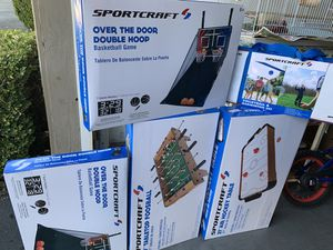 Brand New Sports Game Set for Sale in Artesia, CA