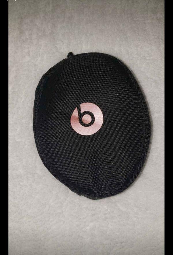 Beats Solo Wireless Pink Gold