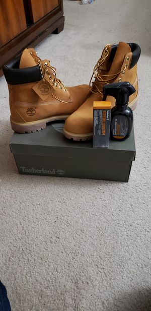 Timberland boots. for Sale in Fairfax, VA