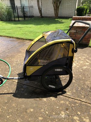 Copilot bike trailer. Excellent condition. $150.00 for Sale in Rockwall, TX