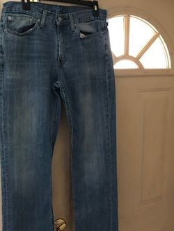 Light Blue Levi's Jeans Mens Size Waist 32 Length 30 for Sale in Philadelphia,  PA
