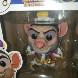 Funko Pop! Disney The Great Mouse Detective Ratigan for Sale in Sacramento, CA