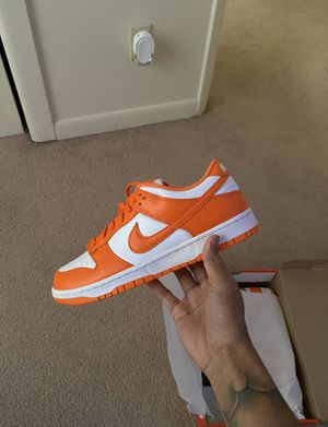 Nike dunk low Syracuse for Sale in Louisville, TN