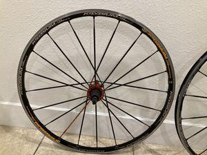 Mavic Krysium road bike wheels for Sale in Miami, FL