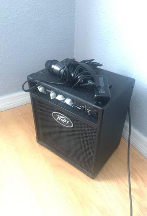 Peavey Stereo Model 150 +mic for Sale in Jan Phyl Village, FL