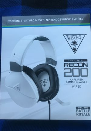 Gaming headset for Sale in San Antonio, TX