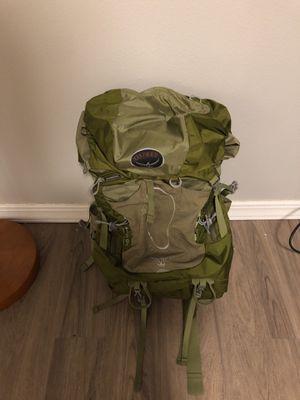 Osprey Aura 65 liter backpacking backpack for Sale in Salt Lake City, UT