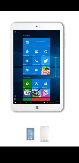 """HEXA Spring 8"""" tablet/ Intel Windows 10 Home operating system 📲 $50 obo for Sale in Tampa, FL"""