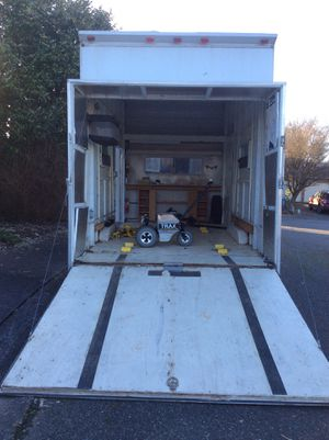 Enclosed trailer for sale for Sale in Bothell, WA