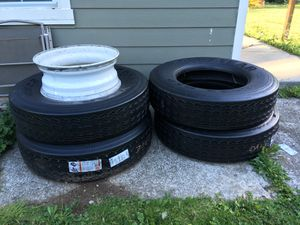 Trailer Tires (5) for Sale in Mill Creek, WA