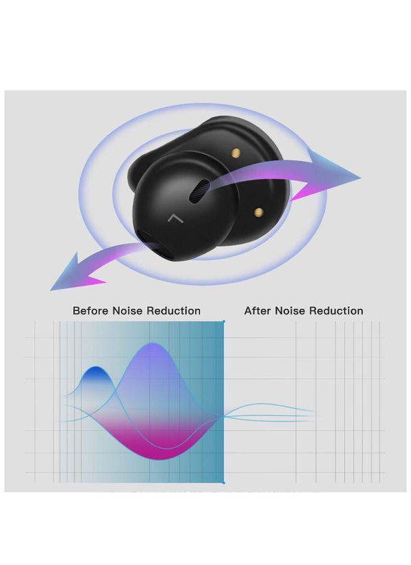 Wireless Earbuds Bluetooth 5.0 Headphone,Wireless in-Ear Headset TWS HI-FI Bass Stereo IPX7 Waterproof True Bluetooth Earphone Built-in Mic with Char