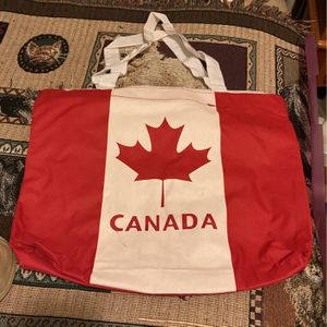 Canada Tote Bag Great For Groceries Or Carrying Books for Sale in New Carrollton, MD