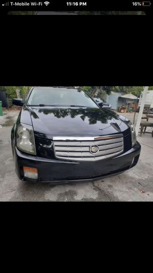 Very clean 2003 CTS cold AC 79,000 miles $4500 for Sale in Cooper City, FL