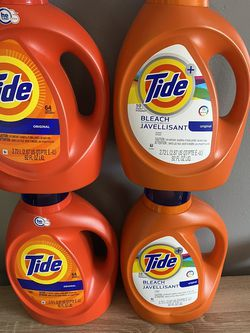 Tide Detergent 92oz $10 Each for Sale in Huntington Beach,  CA