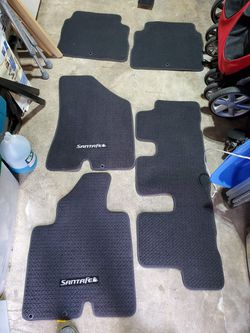 Car Floor Mats - Never Used! for Sale in Fircrest,  WA