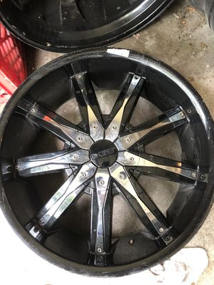 20 inch rims for Sale in Kansas City, MO