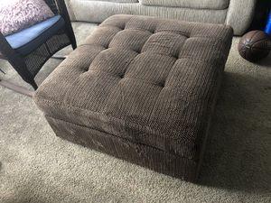 Sofa extension/ Pouf ottoman for Sale in Homestead, FL