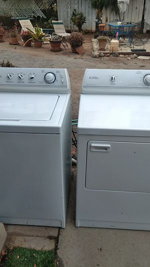 Washer & Dryer (maytag Performa model. Matchine set. for Sale in Spring Valley, CA