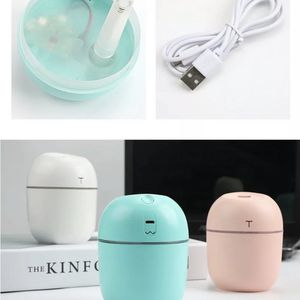 Mini Humidifier Led Light Diffuser 3 Colors for Sale in Pasadena, CA