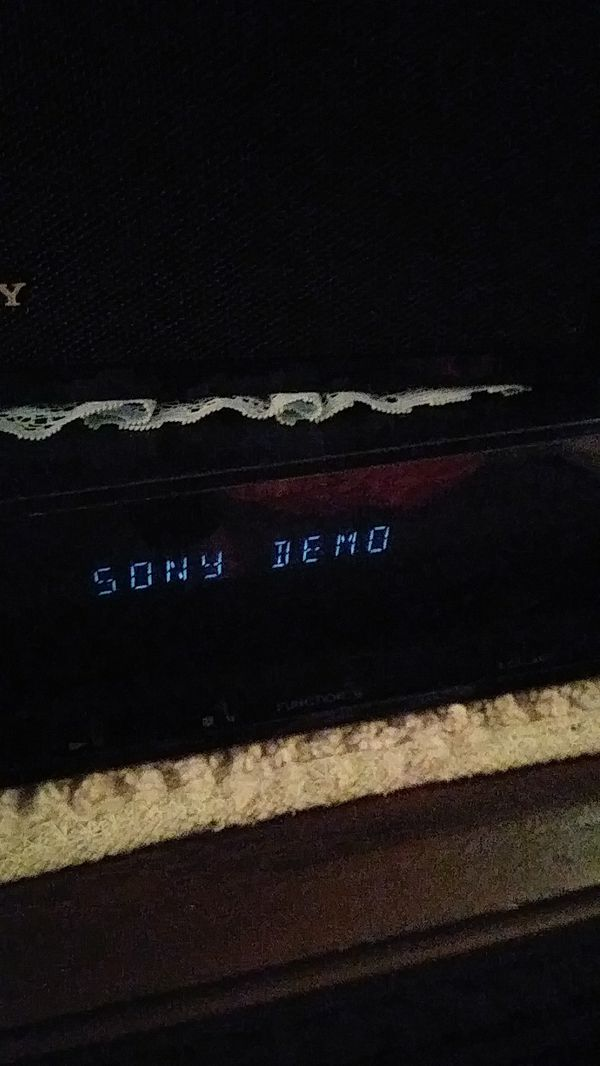 Sony home dvd surround sound home theater system