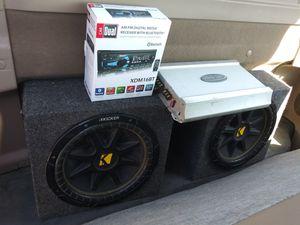 Car audio for Sale in Merced, CA