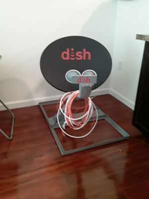 Dish network with receiver for Sale in Simsbury, CT