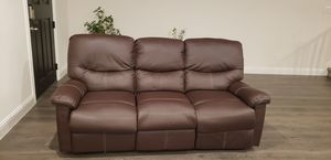 Recliner sofa for Sale in Lewisville, TX