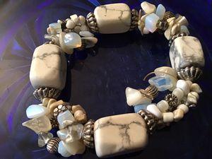 Howlite Bracelet for Sale in Sierra Vista, AZ