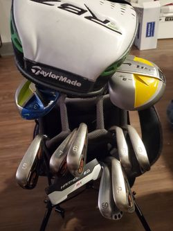 Set of Golf Clubs for Sale in Raleigh,  NC