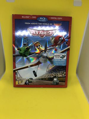 Disney Planes 2013 Blu-ray DVD 2 DIsc Set, Mint - Fast Shipping! for Sale in Atlanta, GA