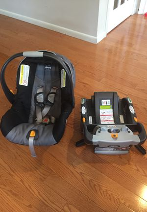 Chicco Keyfit 30 Infant Car Seat with TWO bases for Sale in Reading, PA