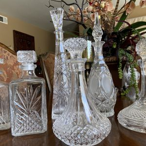 Decanters for Sale in Wildomar, CA