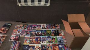 VHS bundle for Sale in Charlotte, NC