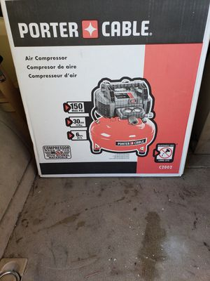 New air compressor for Sale in Suwanee, GA