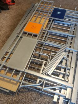 Metal Loft Style Bunk Bed Frame for Sale in Portland,  OR