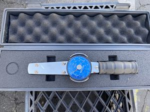 """🛠 CDI TORQUE PRODUCTS SNAP ON 3/8"""" DIAL TORQUE WRENCH 🛠 for Sale in Torrance, CA"""