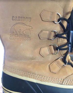 Sorel Men's Caribou Waterproof Winter Boots for Sale in Kirkland, WA