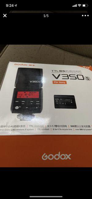 Godox V350S Flash For Sony Camera for Sale in La Habra, CA