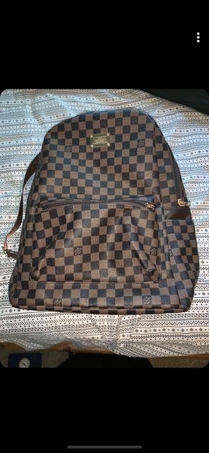 LV backpack. 800 or BEST OFFER‼️‼️ for Sale in Stockton, CA