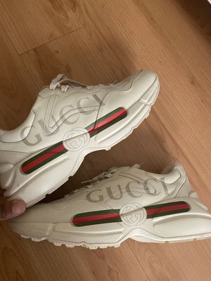 Gucci shoes size 9-10 for Sale in Los Angeles, CA