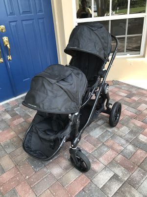 City Select Baby Jogger double stroller for Sale in Palm City, FL