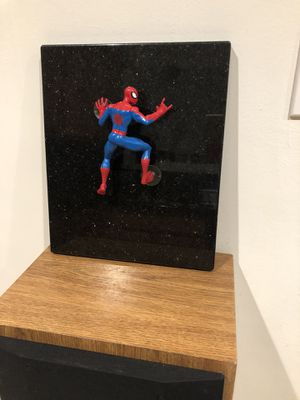 SPIDER-MAN ACTION FIGURE WITH SUCTION CUPS for Sale in Burbank, CA