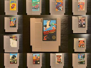 NES Video Game Lot - Will Ship for Sale in Denver, CO